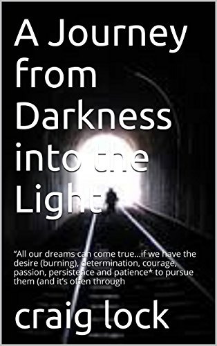 Book from darkness into the light